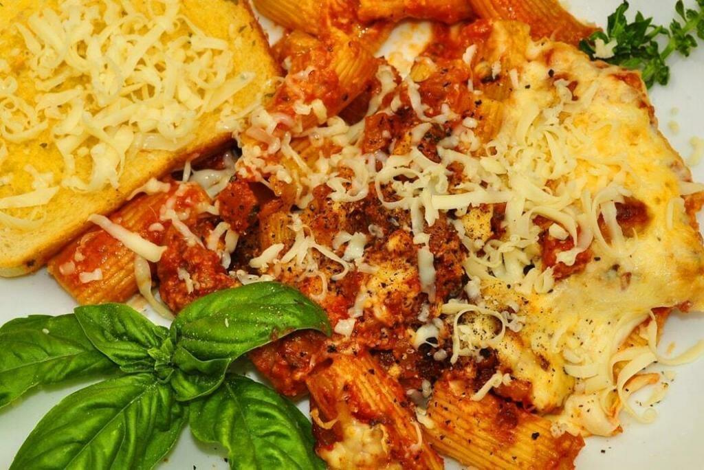 pasta-bake
